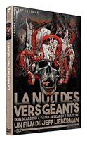 LA NUIT DES VERS GEANTS (DVD HORREUR)