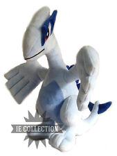 POKEMON LUGIA PELUCHE 35 CM ENORME pupazzo plush doll mega Rugia 249 argento y
