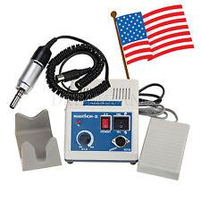 USA Lab Marathon Dental Electric Micro Motor Drill Equipment Electric Motor DUZO