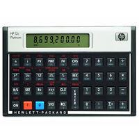 HP 12C Platinum Financial Calculator