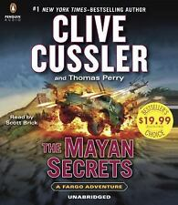 A Sam and Remi Fargo Adventure: The Mayan Secrets 5 by Thomas Perry and Clive Cu