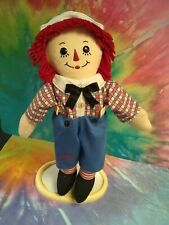 Raggedy Andy Doll By Applause 2009 Russ Berrie