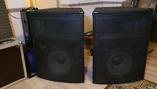 PA Lautsprecher Boxen Audio Centron ACE - 1TA  Schwarz Paar 500 Watt