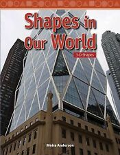 Mathematics Readers Ser.: Shapes in Our World by Moira Anderson (2008,...