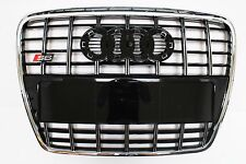 2005 - 2011 Audi A6 S6 Style Grille Grill 4F08536511QP