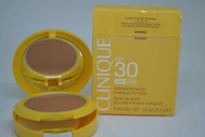 Clinique Sun Mineral Powder Makeup for Face SPF 30 BNIB 0.33oz./9.5g ~bronzed~