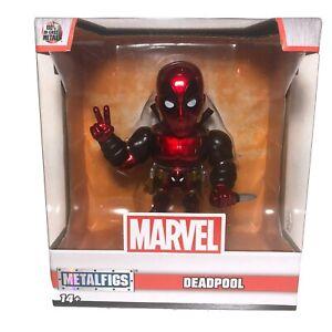 Marvel Deadpool DieCast Metalfigs Jada Toys 2019   New in Box (NIB)