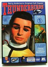 Thunderbirds Set 1 DVD Set of 2 DVD,s