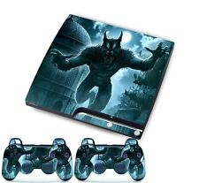 New for PlayStation 3 PS3 Slim 2 Controller Skins Awsome Custom Stickers Skins