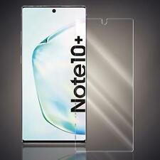 Panzerfolie Samsung Galaxy Note 10+ Plus Displayschutzfolie Echt Glas Folie 9H