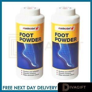 Odour Control Deodorising Deodorant FOOT POWDER - Antibacterial 175g