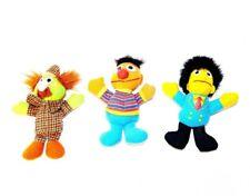 Kellogs Mini Plush Doll Sesame Street Ernie Guy Smiley Sherlock Hemlock