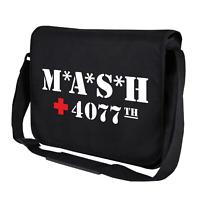 MASH M*A*S*H inspiriert 4070th US Army Fan Motiv Umhängetasche Messenger Bag