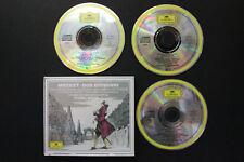 CD: Mozart DON GIOVANNI Orchester Nationaltheaters Prag Bohm Deutsche Grammophon