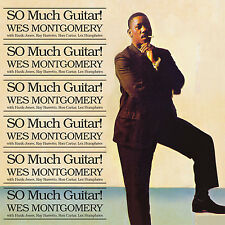 Wes Montgomery - So Much Guitar! CD
