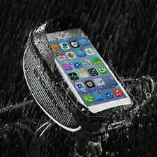 iPhone XS/X Bike Case Waterproof Sensitive Touch Screen Mount Bag Holder Black