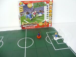 Spare Parts - Sports Stars Football Pitch & Play Set