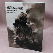 NieR:Automata - Official Piano Score Book - GAME MUSIC NEW