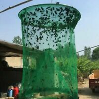 The Ranch Fly Trap  - Outdoor Fly Trap - Killer Bug Cage Net Perfect For Horses
