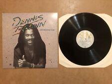 Dennis Brown-Love a trouvé son chemin LP UK 1st Pressage A1 B1 Near Comme neuf