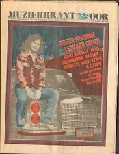 OOR 1974 21 Roger McGuinn DAVID BOWIE Leonard Cohen KAZ LUX Stips TRACE Rubettes