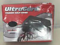 UltraGard 4-458BK Black Touring Half Cover