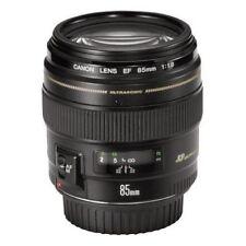 Canon EF Mount 85mm Camera Lenses