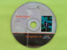 CD NAVIGATION DEUTSCHLAND DX 2005 VW MFD 1 T5 GOLF AUDI FORD MERCEDES BENZ SEAT