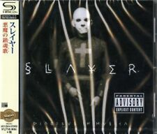 SLAYER-DIAOLUS IN MUSICAL-JAPAN SHM-CD D50