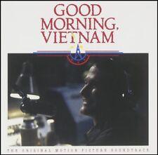 GOOD MORNING VIETNAM SOUNDTRACK CD ~ ROBIN WILLIAMS *NEW*