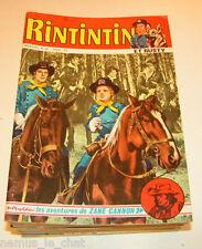 SAGEDITION   RINTINTIN   Nouvelle Série   mensuel    N° 66