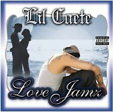Lil' Cuete - Love Jamz - New factory Sealed Cd