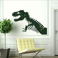 T-Rex Tyrannosaurus Dinosaur Wall Stickers / Wall Decal / Wall Transfers  SK3