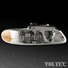 2000 Chrysler Voyager Grand Voyager Headlight Lamp Clear lens Halogen RH
