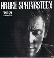 """LP MAXI 12"""" BRUCE SPRINGSTEEN BRILLANT DISGUISE + POSTER"""
