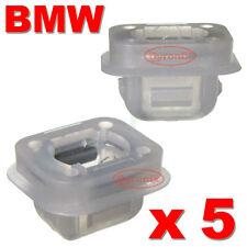 Clips De Moldeo Tira Moldura Puerta BMW Ojales E46 E90 E91 E92 E93 serie 3 E53 X5