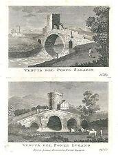 1795 PONTE SALARIO Val Melaina Parioli Ponte Lucano Tivoli Roma Lazio