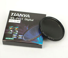 TIANYA 58 58mm XS-Pro 1D Fader ND Filter adjustable ND2 ND4 ND8 ND16 to ND400