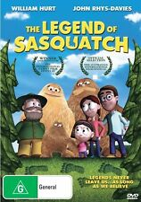 The Legend Of Sasquatch (Dvd, 2010)