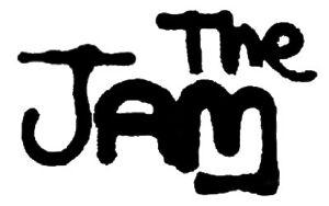 The Jam decal sticker mod northern soul scooter LI TV SX GP PK PX