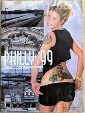 TATTOO MAGAZINE Supplement: PHILLY '99 THE NTA CONVENTION 32 pages