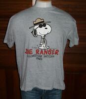 Vintage 70's 80's SNOOPY Joe Cool t-shirt Sz XL ARTEX Single Stitch Made In USA