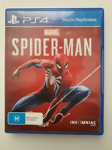 🔥🔥 Spider-Man Playstation 4 (PS4) Spiderman Game - Free Post