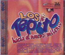 Los de Tepito Hacia el Nuevo Milenio CD New Sealed