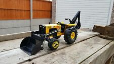 VINTAGE TONKA TRACTOR LOADER AND TRENCHER NO.2625