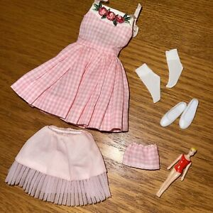 Vtg Barbie: Skipper #1912 Me And My Doll Outfit