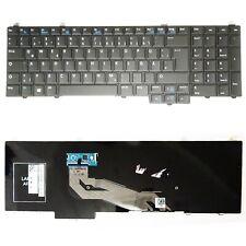 Teclado para Dell Latitude e5540 e5540 e5550 e6540 15 5000 de teclado QWERTZ