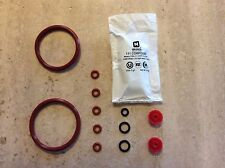 Jura Original OEM Brew Group & Drainage Valve O-Ring / Seals W/FDA Approved Lube
