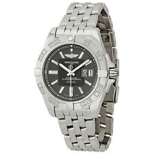 Breitling Galactic 41 Stainless Steel Mens Watch A49350L2-F549-366A