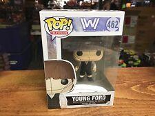 2017 Funko POP! Television Westworld YOUNG FORD #462 Vinyl Figure MIB
